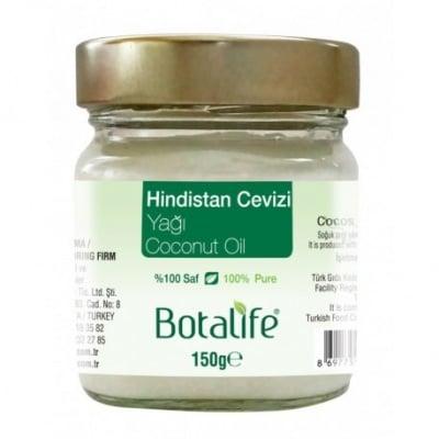Кокосово масло - за здрава коса и кожа, 150 гр.