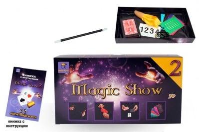 КОМПЛЕКТ ЗА ФОКУСИ MAGIC SHOW 2 - COSMOPOLIS