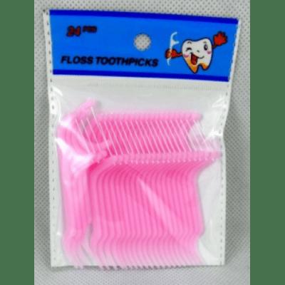Конци за зъби 24 броя - за добро орално здраве