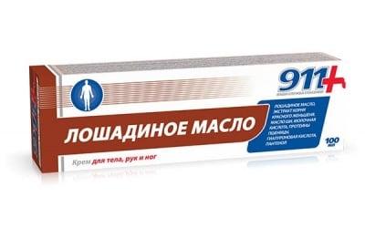 КРЕМ ЗА РЪЦЕ И КРАКА С КОНСКО МАСЛО хидратира и не позволява загубата на влага - 100 мл