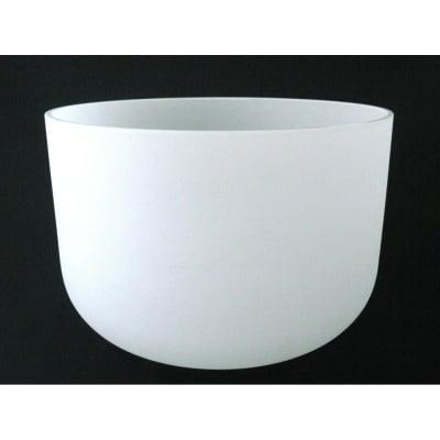 Пееща купа от кристален кварц, комплект, 25 см.