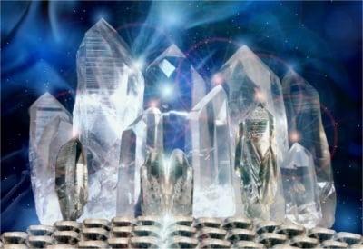 Как древните култури са използвали лечебните кристали и камъни