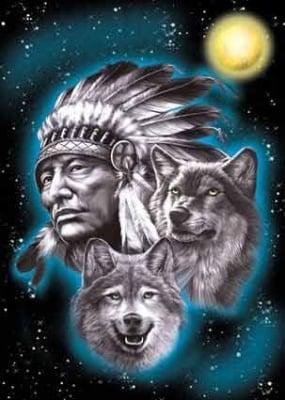 Притча за двата вълка