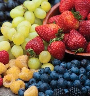 Лечебни свойства на някои плодове