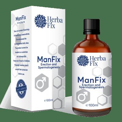 ХЕРБА ФИКС МЕНФИКС повишаване нивата на тестостерон 100 мл тинктура