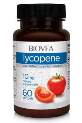ЛИКОПЕН - намалява риска от сърдечно-съдови заболявания - капсули 10 мг. х 60, BIOVEA