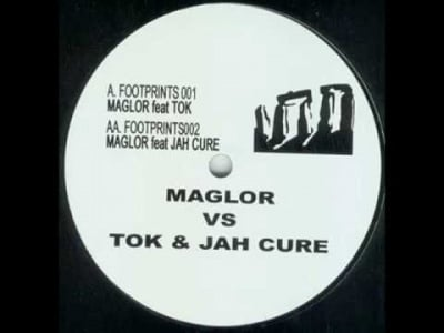 Maglor feat Jah Cure - Footprints 002