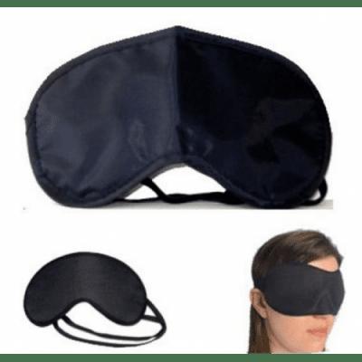 Микрофибърна маска за очи