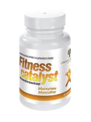 МАСКУЛИН - поддържане на мъжката сила и анаболен ефект - капсули х 60, SIBERIAN HEALTH