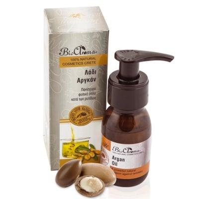 МАСЛО ОТ АРГАН - подобрява еластичността на кожата - 50 мл., БИО АРОМА
