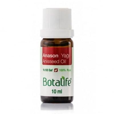 МАСЛО ОТ АНАСОН - оказва седативно, стимулиращо и спазмалитично действие - 10 мл.