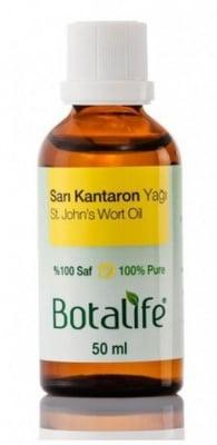 МАСЛО ОТ ЖЪЛТ КАНТАРИОН  - действа антидепресивно и успокоява кожата - 50 мл.