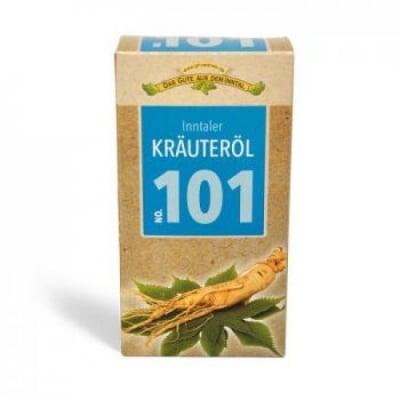 МАСЛО СЪС 101 БИЛКИ KRAUTEROL - при болки и умора, за устна хигиена, 100 мл.