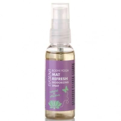 MAT REFRESH дезодорант спрей за хигиенизиране на йога постелка, 50 ml, BODHI YOGA