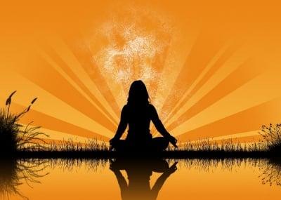 Медитация и чакра медитация