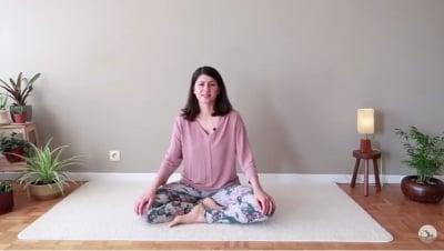 Медитация и пранаяма за ежедневна практика - 15 минути