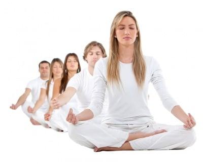 Медитация в център Самхита, град Пловдив