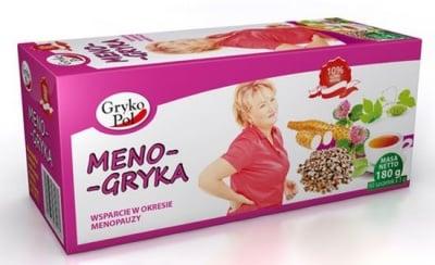 ЧАЙ МЕНО ГРИКА - при менопауза, филтърни пакетчета x 60, GRYKOPOL
