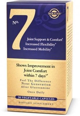 N7 увеличава мобилността, гъвкавостта и подвижността в чувствителните стави - 30капс., СОЛГАР