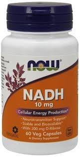 НИКОТИНАМИД АДЕНИН ДИНУКЛЕОТИД (NADH) за подсилване на имунитета* 60капсули, НАУ ФУДС