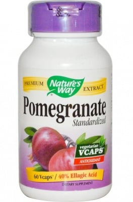 НАР - силен антиоксидант, който извежда свободните радикали от организма - капсули 350 мг. х 60, NATURE'S WAY
