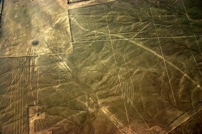 В пустинята Наска бяха открити нови мистериозни линии