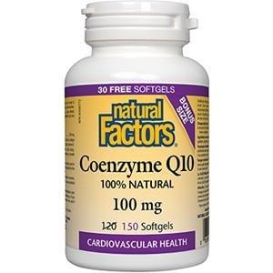 КОЕНЗИМ Q10 - поддържа сърдечно-съдовата система -100 мг * 150 капсули