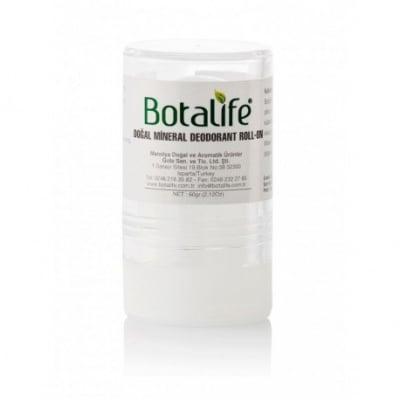 НАТУРАЛЕН ДЕО КРИСТАЛ РОЛОН премахва бактериите причинители на неприятните миризми , 60 гр.