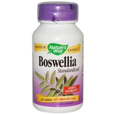 БОСВЕЛИЯ - подкрепя здравето на ставите - капсули 310 мг. х 60, NATURE'S WAY