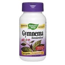 ГИМНЕМА - Облекчава симтомите на диабет, намалява нивата на кръвната захар - капсули 310 милиграма х 60, NATURE'S WAY