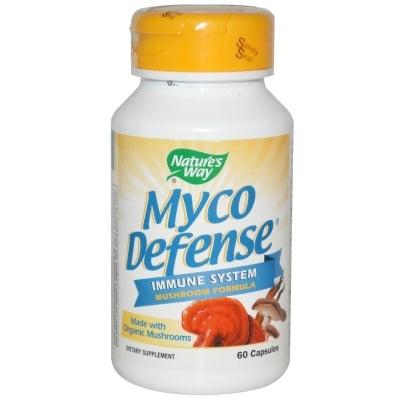 МИКО ДИФЕНС - подсилва имунната система - капсули 500 мг. х 60, NATURE'S WAY