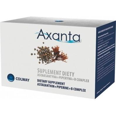 АКСАНТА 700 мг. * 60капсули, КОЛУЕЙ