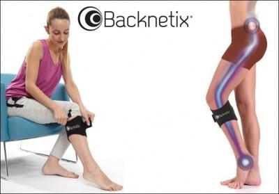 BACKNETIX - Наколенка за облекчаване на болки в кръста, ТЕЛЕСТАР
