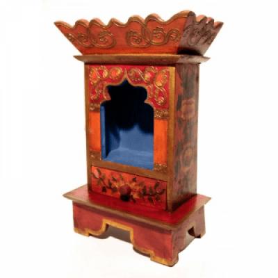 Хинду-будистки олтар голям - домашен, ТРАНСЦЕНДЕНТ