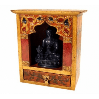 Хинду-будистки олтар малък - домашен, ТРАНСЦЕНДЕНТ