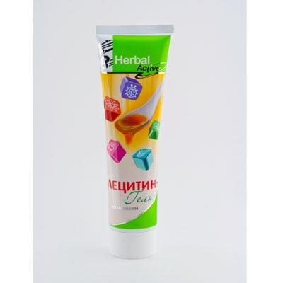 ЛЕЦИТИН - гел с витамини за деца *165 мл., Арт Лайф