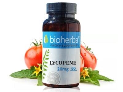 ЛИКОПЕН 20 мг. - 60капс., БИОХЕРБА
