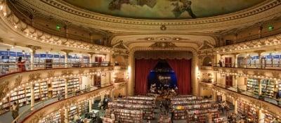 Най-изумителните книжарници и библиотеки по света. Мечтата на всеки потопен в магията на книгите