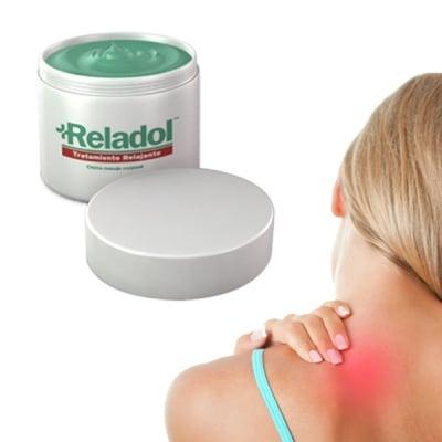 РЕЛАДОЛ -  Гел с мента и канела, за облекчаване на ставни и мускулни болки - 100 мл., ТЕЛЕСТАР