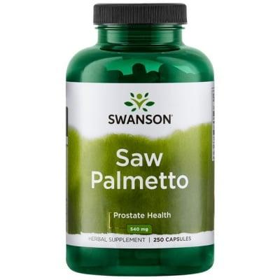 САО ПАЛМЕТО 540 мг поддържа здравето на простатата, грижи се за уринарния тракт * 250капсули, СУОНСЪН