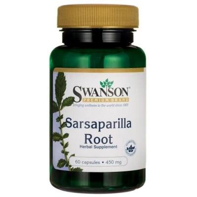 САРСАПАРИЛА  450 мг. за здравето на уринарния тракт и бъбреците * 60капс.