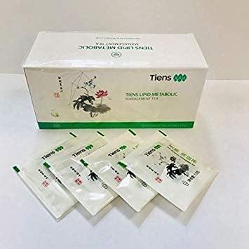 АНТИЛИПИДЕН ЧАЙ ТЯНШИ - елиминира токсините *30 филтърни пакетчета, TIENS