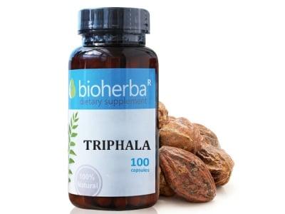 ТРИФАЛА 350 мг -100капс., БИОХЕРБА