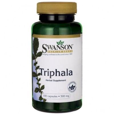 ТРИФАЛА  500 мг. - подпомага храносмилането * 100капс.