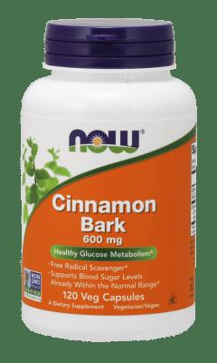 КАНЕЛА оптимизира функцията на нервната система 600 мг. * 120капс., НАУ ФУДС