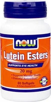 ЛУТЕИН ЕСТЕР 20 мг. * 60дражета, НАУ ФУДС