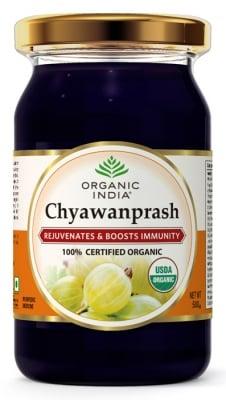 МАРМАЛАД ЧАВАНПРАШ БИО - подсилва имунната система - 250 гр., ORGANIC INDIA