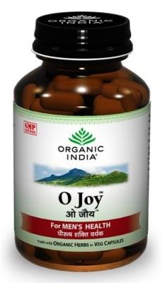 ПОЛОВА МОЩ - за поддържане на мъжката потентност - капсули 350 мг. х 30, ORGANIC INDIA