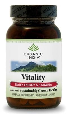 ВИТАЛИТИ - жизнена енергия - капсули 325 мг. x 90, ОРГАНИК ИНДИЯ