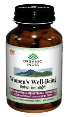 ЖЕНСКИ КОМФОРТ - за нормален менструален цикъл 350 мг. x 90 капсули